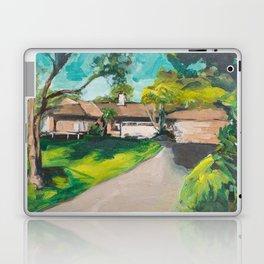 Golden Girls,Each View is an Postcard.... Laptop & iPad Skin