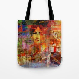 Build a family Tote Bag