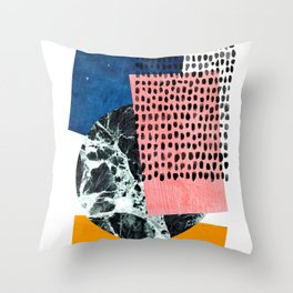 my colors Throw Pillow