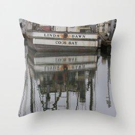 FV Linda Dawn Throw Pillow