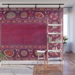 Shakhrisyabz  Southwest Uzbekistan Suzani Embroidery Print Wall Mural