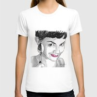 amelie T-shirts featuring Amelie and Spoon. by AmyLianneMuir