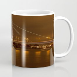 Cologne at Night Coffee Mug