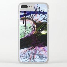 LotusBeams Clear iPhone Case