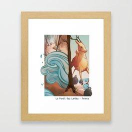 Landes Framed Art Print