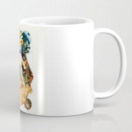 Space Fantasy 10th Anniversary Coffee Mug