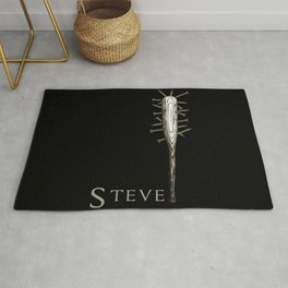 The Spiked Bat Rug