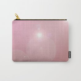 Pinkish Pastel Carry-All Pouch