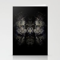 spawn Stationery Cards featuring Spawn by Guillaume '96' Bonte