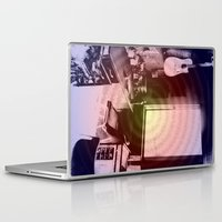 lsd Laptop & iPad Skins featuring ATÊLIE LSD by Dianah B