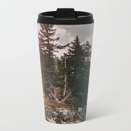 Northwest Forest Metal Travel Mug