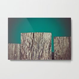 floating bungalows, khao sok national park, thailand Metal Print