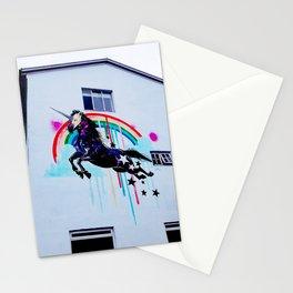 Reykjavik Unicorn Stationery Cards