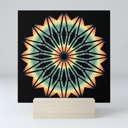 Southwest Mandala Mini Art Print