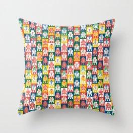Artoo Pattern Throw Pillow