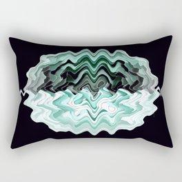 Brain Waves... Rectangular Pillow