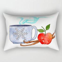 Vanilla Chai Rectangular Pillow
