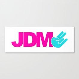 JDM shocker v6 HQvector Canvas Print
