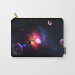 Space Pirates Carry-All Pouch