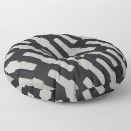 Chain link Floor Pillow