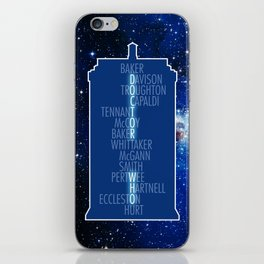 The Doctors iPhone Skin