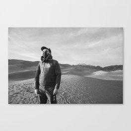 The Wasteland Canvas Print