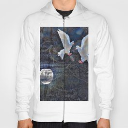 WHEN DOVES CRY Hoody
