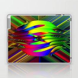 Einstein's Rainbow Laptop & iPad Skin