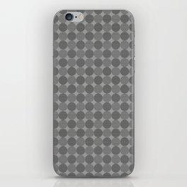 Dots #4 iPhone Skin
