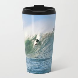 Surfing Ireland Travel Mug