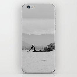 Inle Lake, Myanmar iPhone Skin