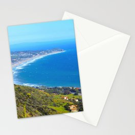 Malibu Point Stationery Cards