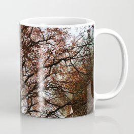 Observatory Sun Flare Coffee Mug