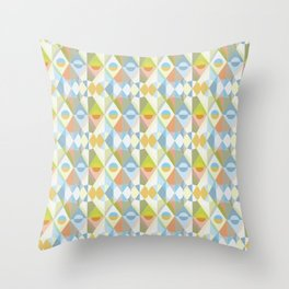 Pattern #1 Throw Pillow
