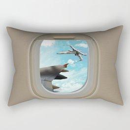 XWING Escort Rectangular Pillow