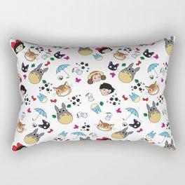 All my neighbors. Rectangular Pillow