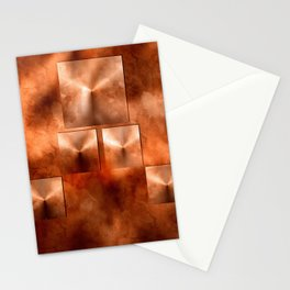 Penny Pyramids Stationery Cards