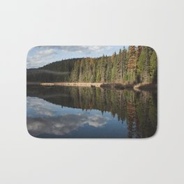 Glass Lake Bath Mat
