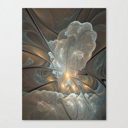 I had a dream, Abstract Fractal Art Canvas Print