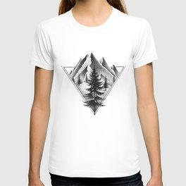 NORTHERN MOUNTAINS II T-shirt