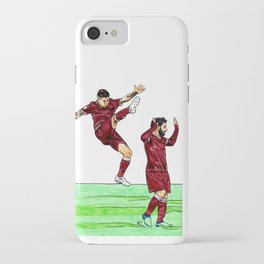 Bobby and Mo iPhone Case
