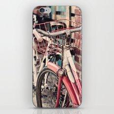 Bicycles iPhone & iPod Skin
