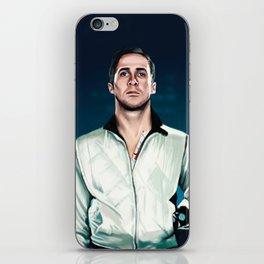'Drive' Ryan Gosling iPhone Skin