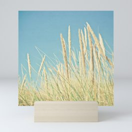 Beach Grass Mini Art Print