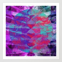 Macrocosm Art Print