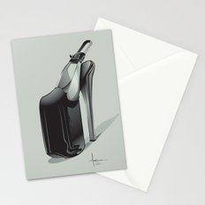 SLAVE to FASHION Stationery Cards