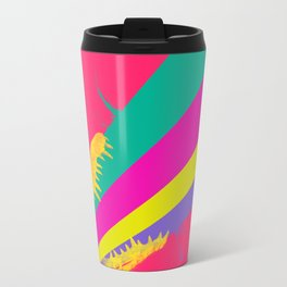 crococolors Metal Travel Mug