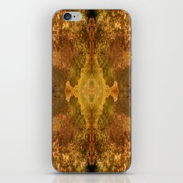 FiberPrint No. 8 Combustion iPhone Skin