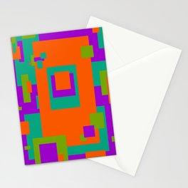 Herb, Berry, Pumpkin Decorative Design 1 Stationery Cards