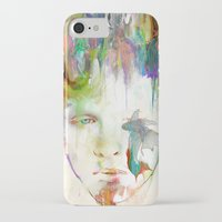 archan nair iPhone & iPod Cases featuring Organic by Archan Nair